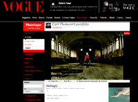 Hellingly Lunatic Asylum, Vogue Italia